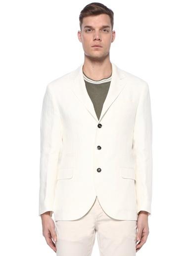 Brunello Cucinelli Ceket Beyaz